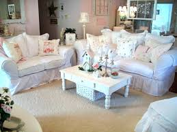 vintage shabby chic throw pillows sofa slipcovers furniture 11061
