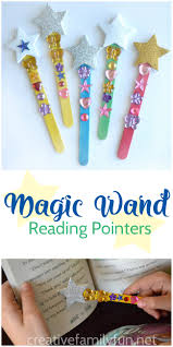 magic wand reading pointers pointers wand and crafts