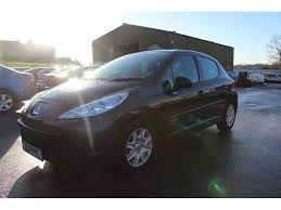 peugeot sedan 207 used peugeot 207 hatchback 1 6 hdi s 5dr a c in dungannon