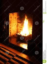 roaring fire stock photo image of bucket scuttle tiles 13717554