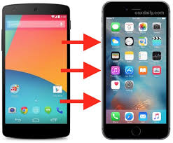 how to transfer everything from android to android how to migrate android to iphone the easy way