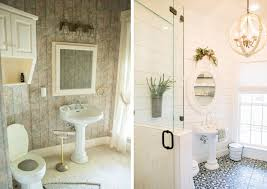 Pictures Of Pedestal Sinks In Bathroom by Fixer Upper Season 3 Episode 4 Magnolia House