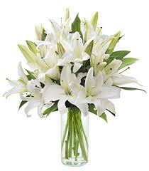 kabloom white bouquet of 13 white