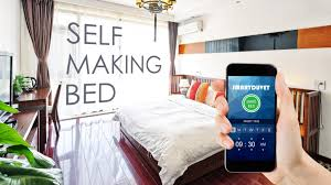 Lit Bed Up Smartduvet The Self Making Bed Is Here By Smartduvet U2014 Kickstarter