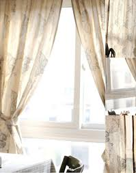 Primitive Curtians by Butterfly Linen Beige Polyester Bedroom Sunroom Curtains Ideas