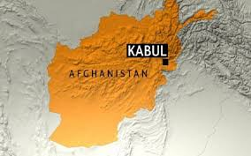 kabul map bombings near afghanistan s defense ministry kill 24