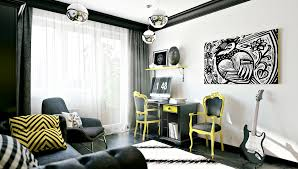 3 modern teen room designs decorated with creative ideas looks