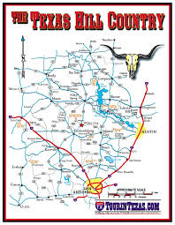 hill country map chronicle review fredericksburg