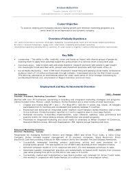 public relations manager resume andrew ballenthin marketing u0026 social media resume