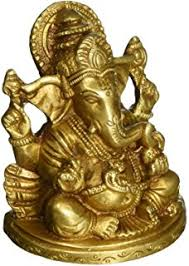 Mandir Decoration At Home Buy Indian Decorative Items God Ganesha Brass Statue Hindu Temple