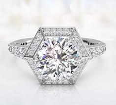art deco style engagement rings art deco engagement rings ritani
