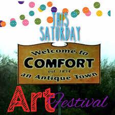 Comfort Texas Chamber Of Commerce Comfort Backyard Home Facebook