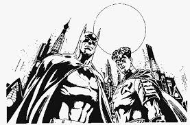 superhero dc comics batman robin coloring pages womanmate