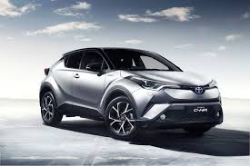 lexus nx vs toyota chr 2017 toyota c hr debuts in full in paris with three engine options