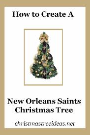 new orleans saints ornaments tree ideas net