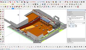 sketchup pro full window for client presentation pro sketchup