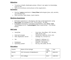 sle resume format for experienced software engineer shocking java resume exle spring download jboss administration