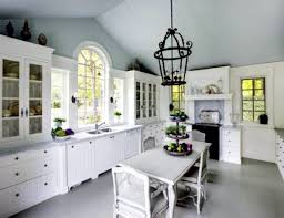 Kitchens Designs Setting Up Classic White Kitchen 15 Refined Kitchen Designs