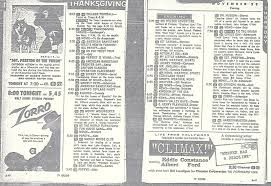 thanksgiving college football cleveland classic media looking at thanksgiving thursday november