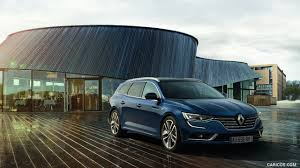 renault talisman estate 2016 renault talisman estate color cosmos blue front hd