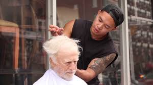 upscale stylist gives free cuts to homeless video personal finance