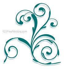 vector floral ornamental design free vectors ui