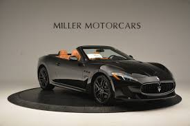 maserati granturismo 2016 2017 maserati granturismo mc stock w298 for sale near westport