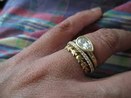 wedding band that will go with my east west oval e ring which eternity ring for my wedding set let s talk jewelry