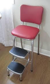 Step Stool Chair Combination Kitchen Kitchen Step Stool For Creative Kitchen Design