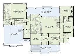 traditional plan 2 373 square feet 4 bedrooms 3 bathrooms 110