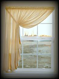 Swag Curtains For Dining Room Best 25 Swag Curtains Ideas On Pinterest Curtain Ideas For
