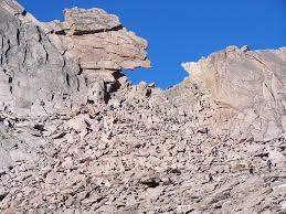 Longs Longs Peak Trail The Homestretch Mapio Net