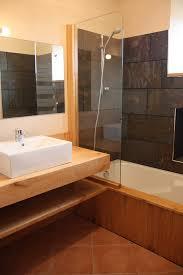 salle de bain de bateau aménagement intérieur vamibois