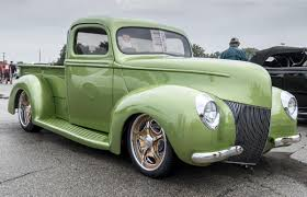 Classic Ford Truck 1940 - this year u0027s renowned u0027ppg dream cars u0027 are trucks the shop