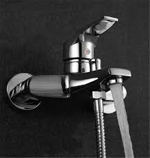 Modern Bathroom Faucet by Modern Bathroom Tap Tub Shower Faucet Wall Mount Shower Head Bath