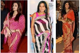 How To Drape A Gujarati Style Saree How To Wear Saree During Pregnancy Saree Guide