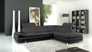 canape cuir contemporain cuir moderne contemporain 9 avec canap d angle s design mobilier