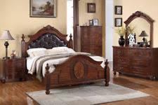 King Platform Bed Set King Bedroom Set Ebay