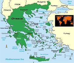 blank map of ancient greece yr 7 ancient greece
