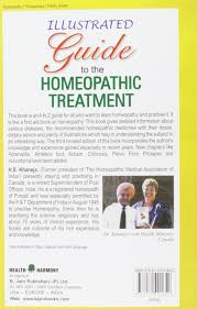 buy illustrated guide to the homeopathic treatment 3rd edition