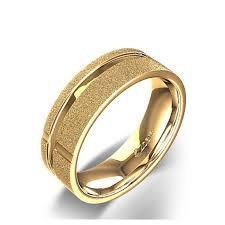 wedding rings cross images Christian cross wedding ring in 14k yellow gold jpg