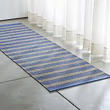 Floor Rug Runners Rug Runners For Hallway Kitchen U0026 Outdoor Crate And Barrel