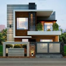 Contemporary Home Design Concept