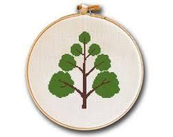 39 best trees pdf cross stitch patterns images on