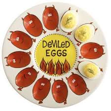 ceramic deviled egg plate cheery deviled egg tray egg plates cups holders