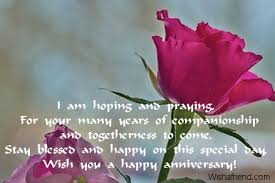 anniversary card for message anniversary card messages