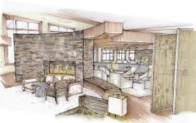 Home Interior Design Schools by Interior Design Kendall College Of Art And Design Of Ferris