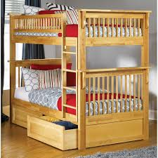 Berg Bunk Beds by Atlantic Furniture Colorado Twin Over Twin Bunk Bed