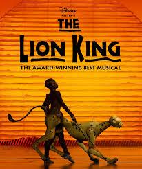 disney lion king award winning musical