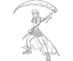 soul eater coloring pages 17 images of maka soul eater coloring pages soul eater coloring